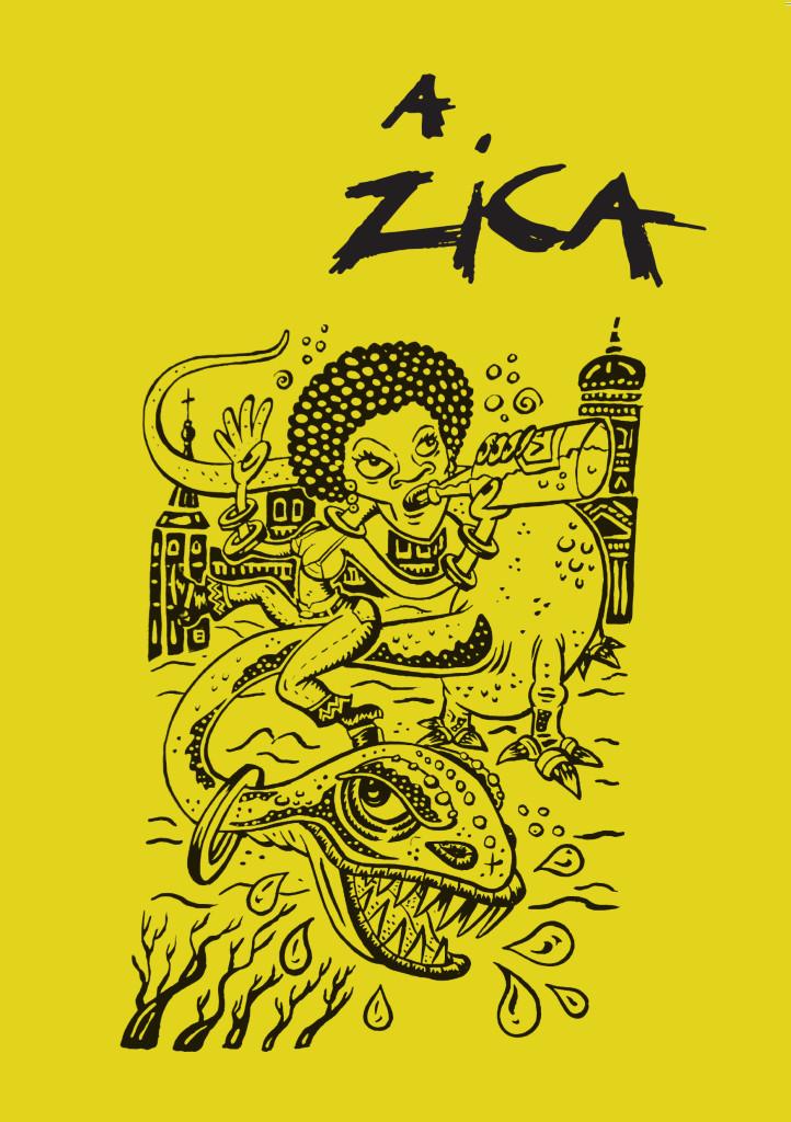 A Zica - É uma revista anual de quadrinhos experimentais e temáticos, produzida em Belo Horizonte, desde 2010. Já abordou temas como sci-fi, erotismo, funk, morte e dinossauros. Possui quatro edições vendidas online ou em lojas de HQs independentes.