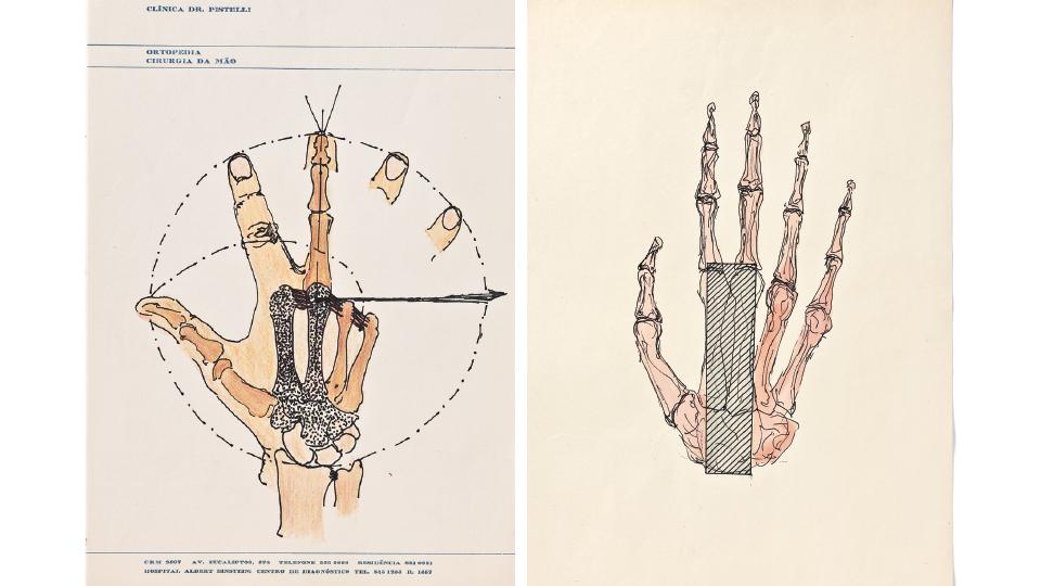 Desenhos de José Luiz Pistelli