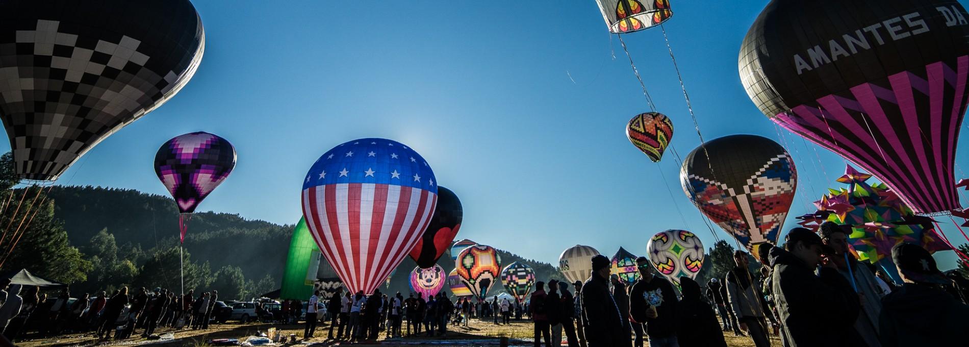Quem tem medo de balão?