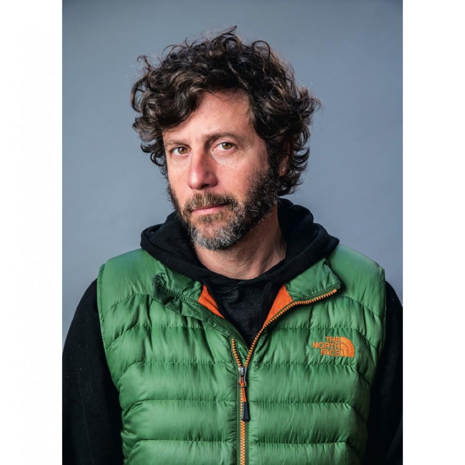 Fabio Mendonça, 46 anos, um dos diretores da O2 Filmes