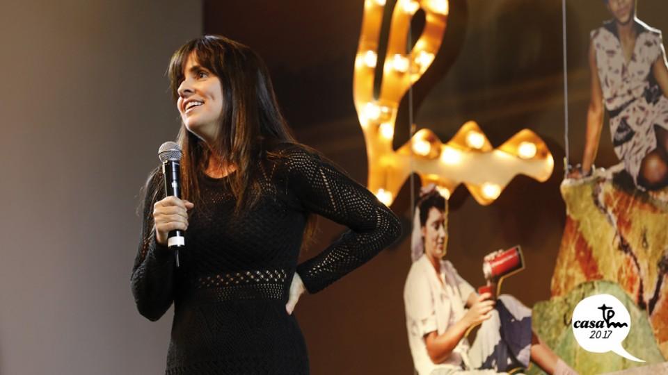 A comandante de aeronave Gabriela Carneiro Duarte falou sobre os desafios de uma mulher ao ingressar na aviação