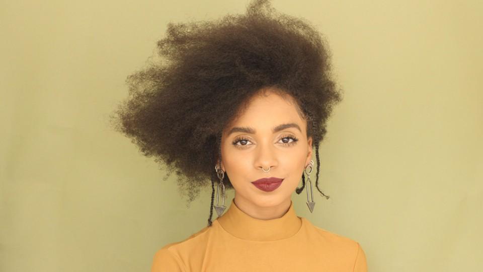 """Nátaly Neri: """"Mulheres negras aprenderam a amar seus cabelos crespos ao observar outras mulheres negras amando e as incentivando a amar seus crespos"""""""