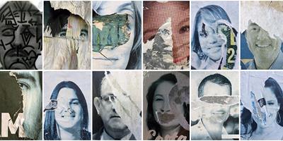 A arte escondida nas ruas