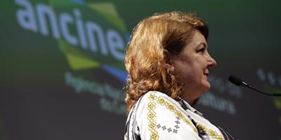 Debora Ivanov: uma mulher à frente da Ancine