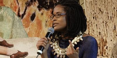 Djamila Ribeiro: a construção do futuro feminino