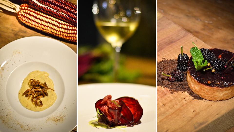 No restaurante Valle Rústico, do chef Rodrigo Bellora, o cliente nem escolhe o que vai comer: ele toma conhecimento do cardápio ao chegar