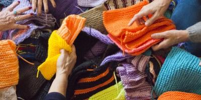 Tricotando sonhos