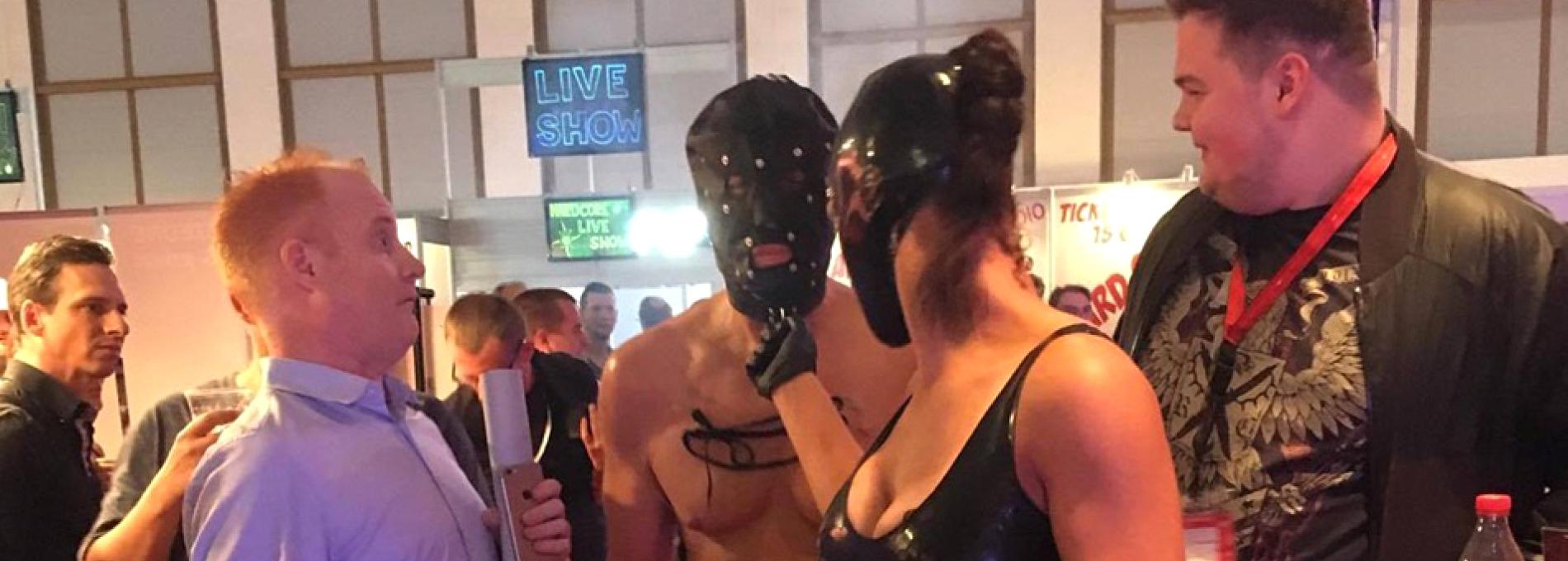 Um rolê pela mais explícita feira erótica europeia