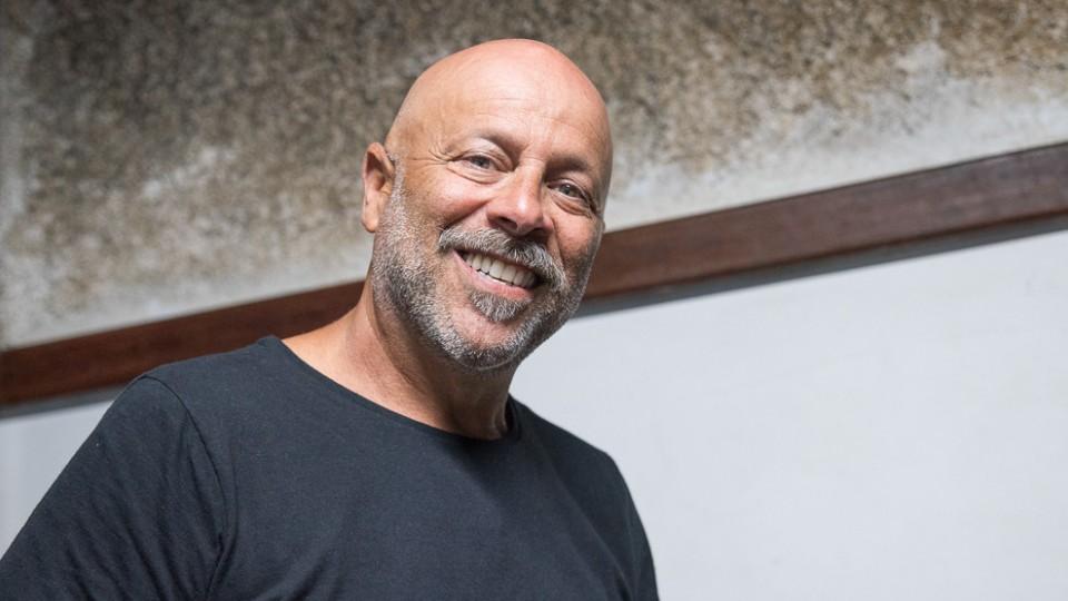 O ator Eduardo Wotzik