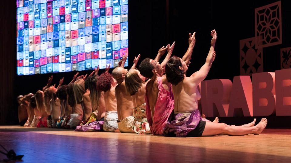 O balé do Teatro Castro Alves