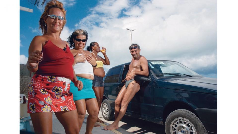 """Imagem da série Brasília Teimosa: """"a forma como cada um escolhe se fazer visível é que me interessa"""""""