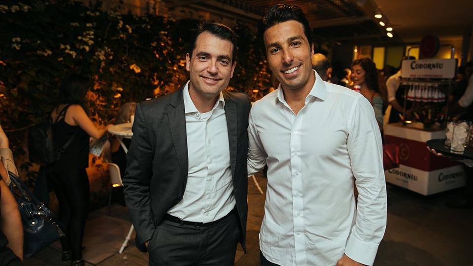 Maurício Parise e Felipe Bartholomeu