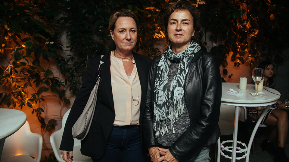 Camila Massari e Annamaria Marchesini