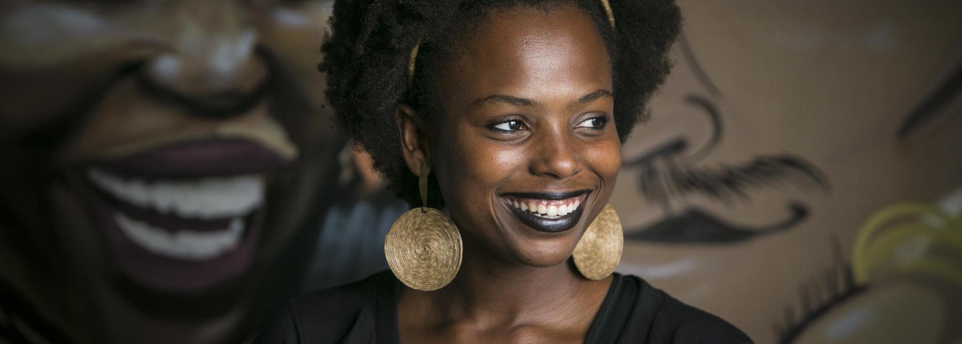 Luana Génot: personal trainer da igualdade racial