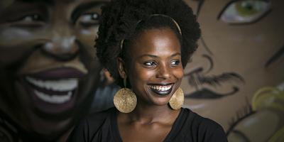 Luana Génot luta pela igualdade racial no trabalho
