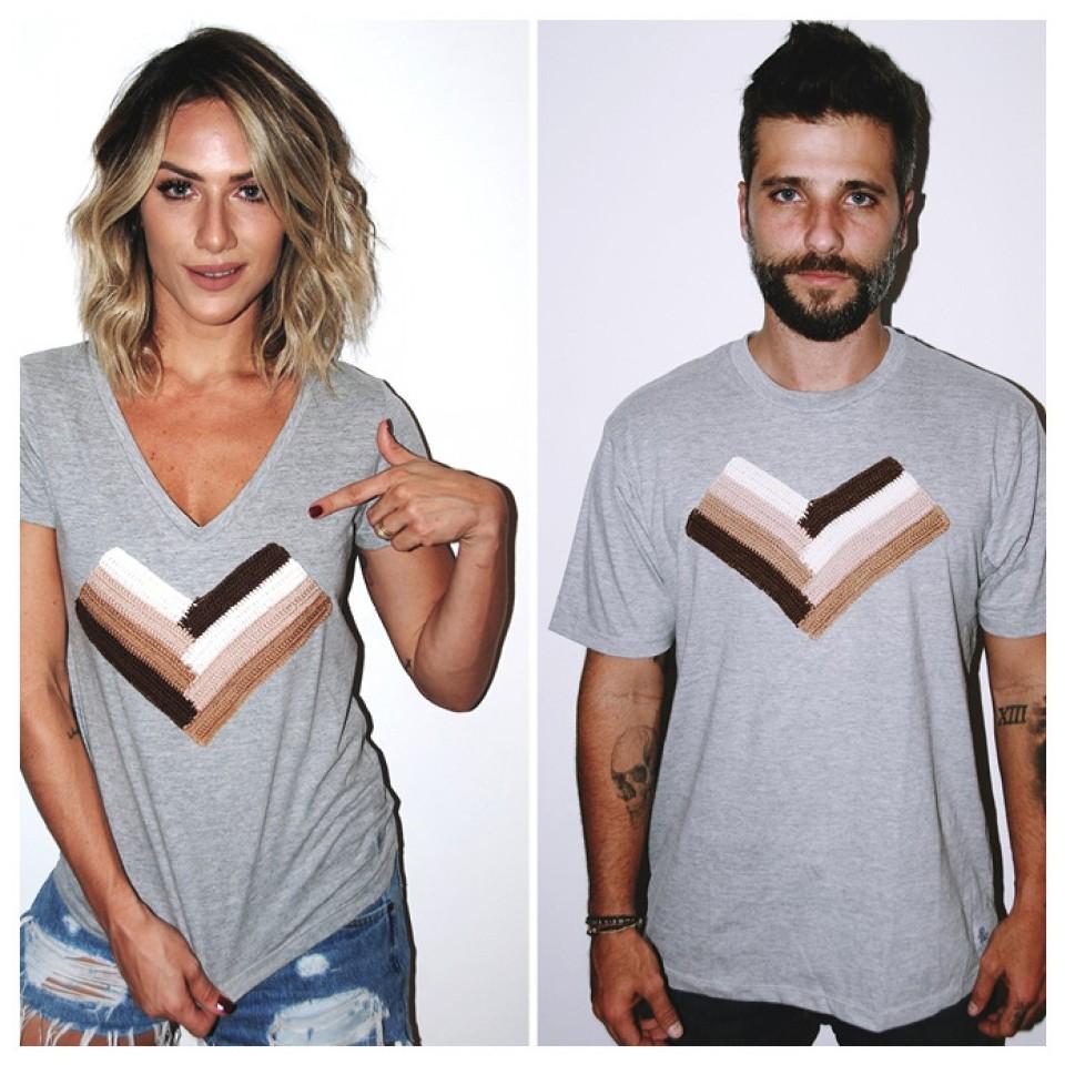Giovanna Ewbank e Bruno Gagliasso também aderiram à campanha
