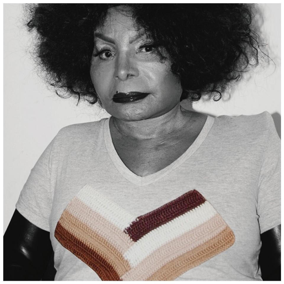A cantora Elza Soares apoia a campanha Sim à Igualdade Racial criada pelo ID_BR