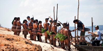 Encontro de tribos