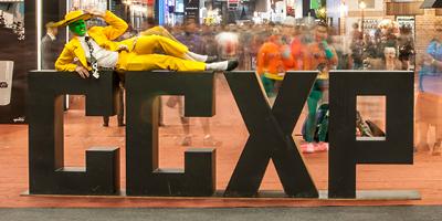 A CCXP 2017 está chegando. Divirta-se!