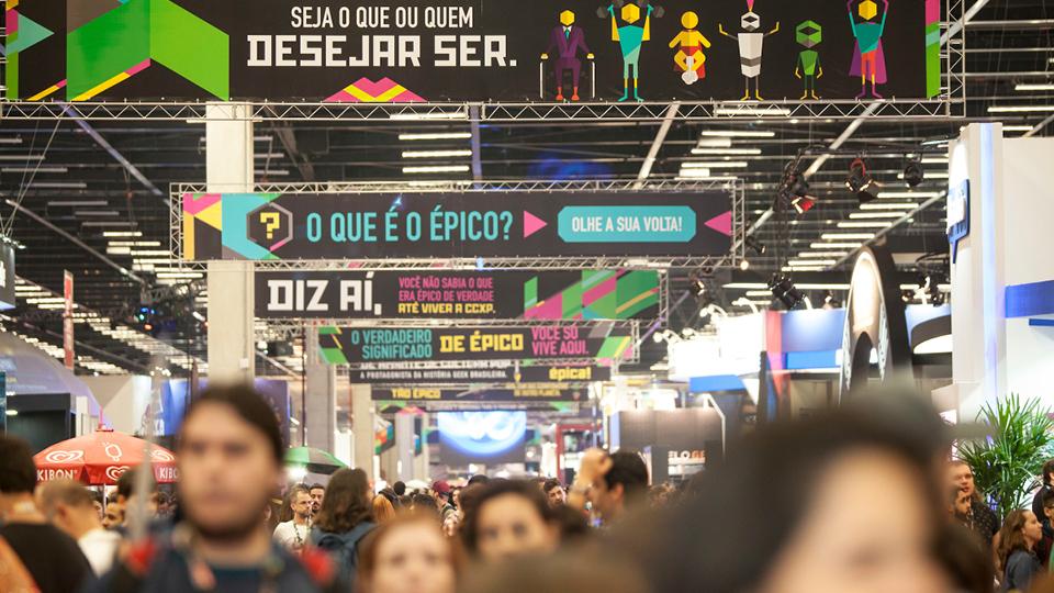 609d6c8799099 CCXP 2017  o melhor da programação da Comic Con Experience