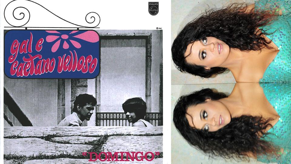 """Tulipa Ruiz fala de suas impressões sobre o disco """"Domingo"""", de Caetano e Gal"""