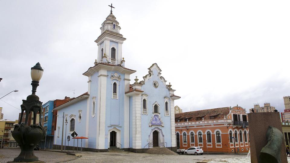 Igreja do Rosário, em Cuiabá, Mato Grosso