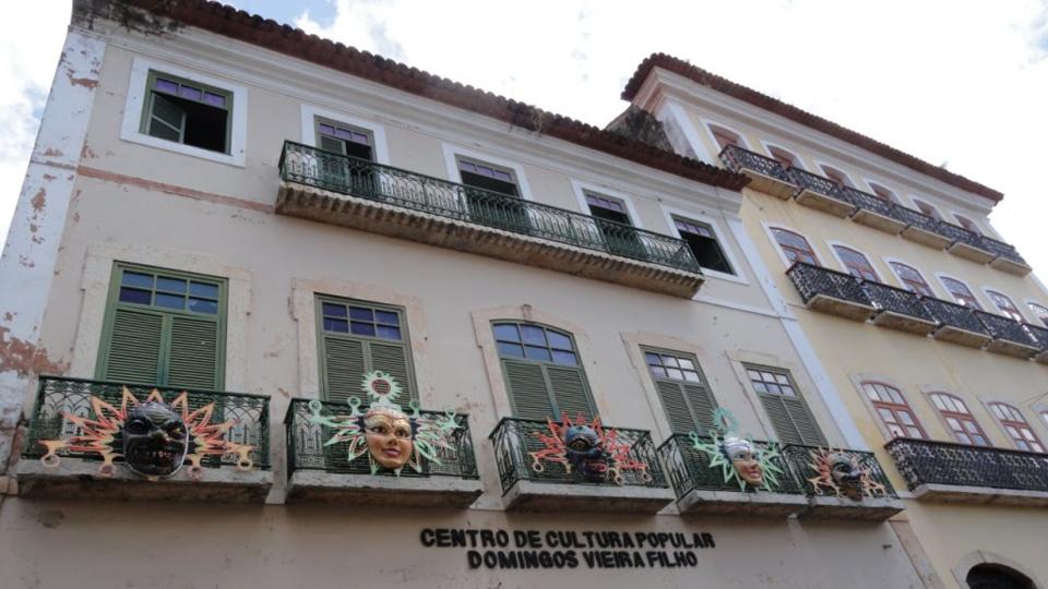 Centro de Cultura Domingos Vieira Filho, no Maranhão