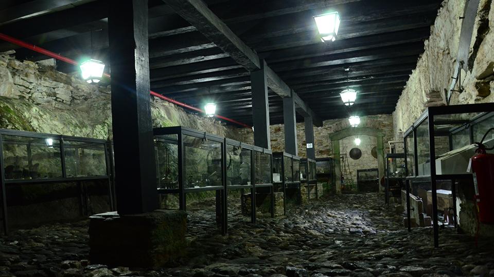 Casa dos Contos de Ouro Preto, em Minas Gerais