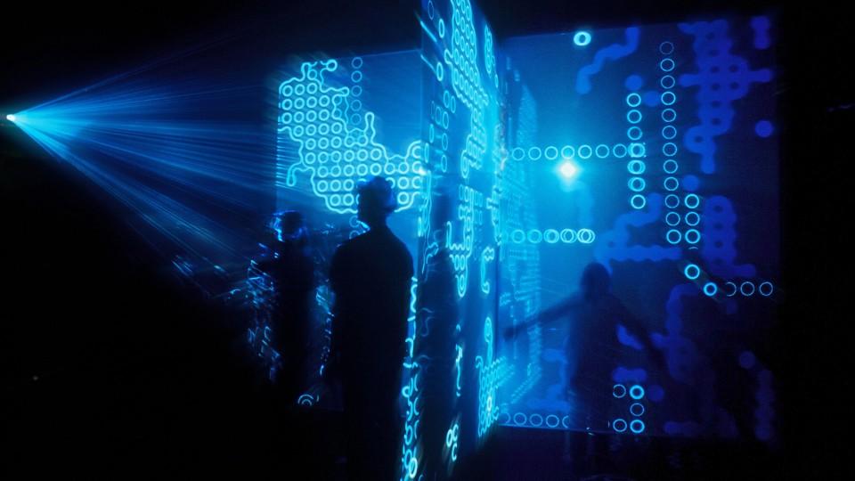 Jon McCormack - Consciência Cibernética no Itaú Cultural, em São Paulo