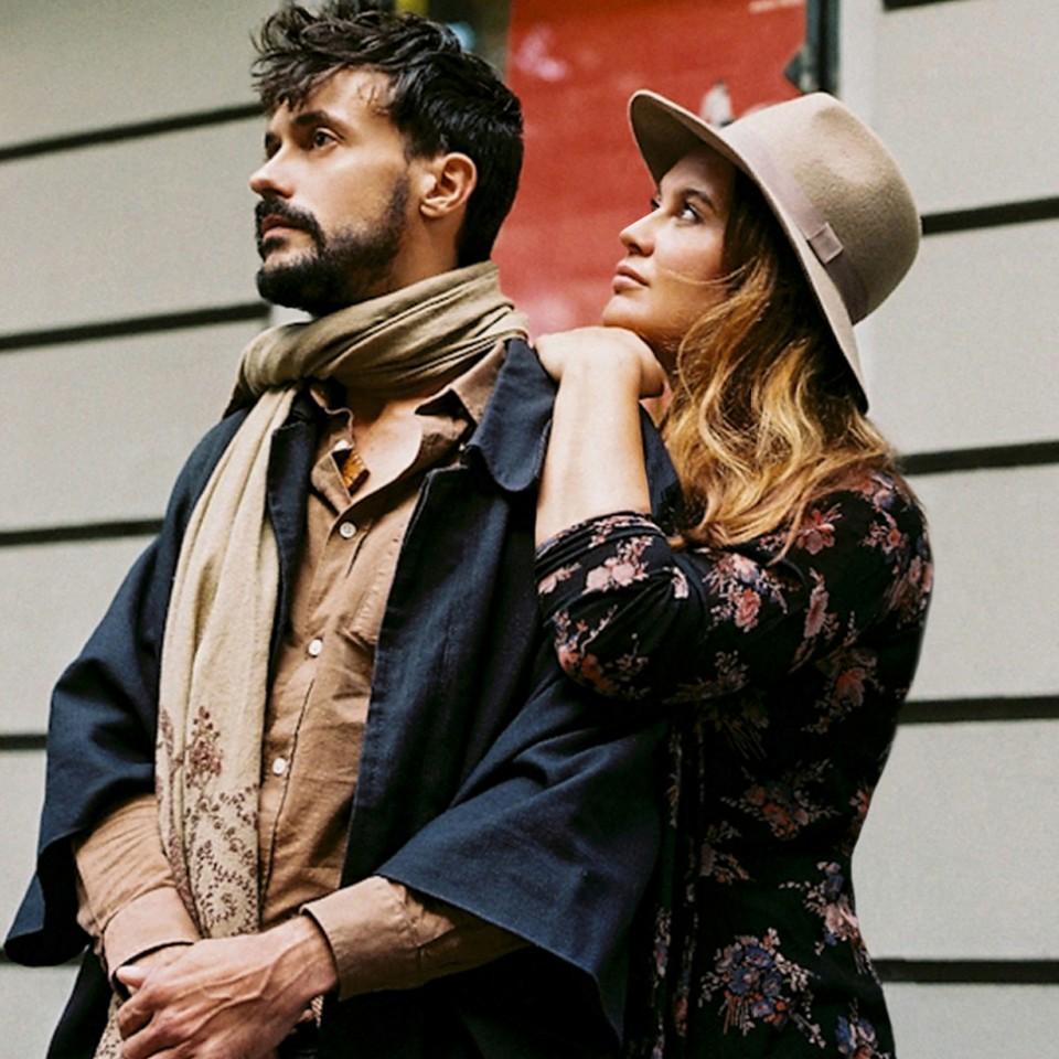 Vincent Moon e Priscilla Telmon