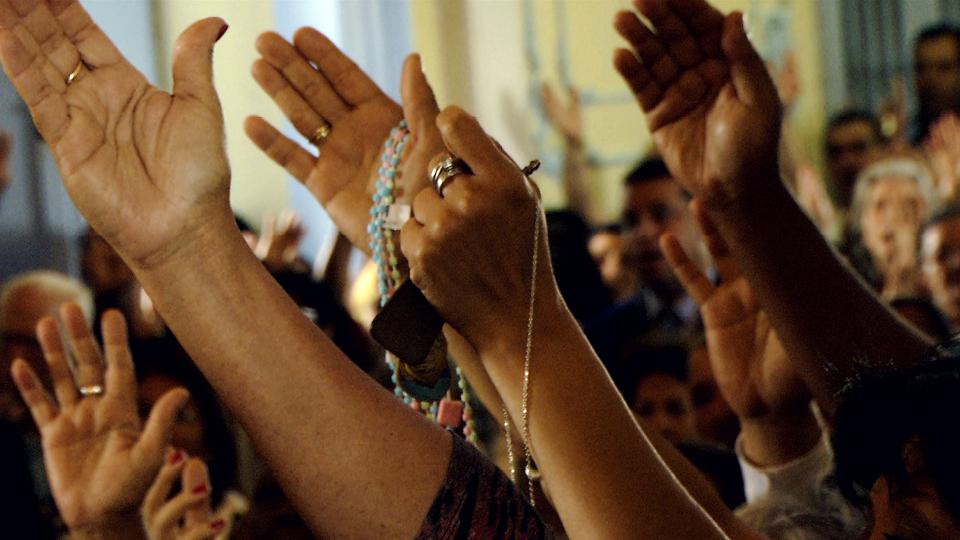 Festa de Nossa Senhora da Penha, no Rio de Janeiro