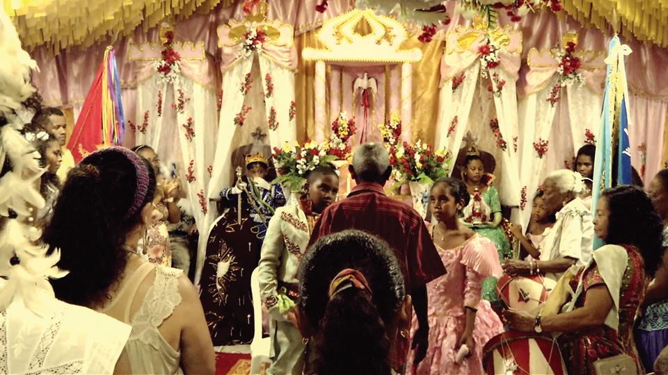 Festa do Divino na Casa Fanti Ashanti, no Maranhão