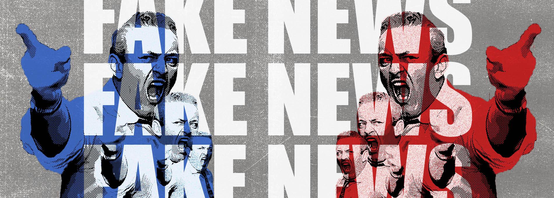 Fake news e a guerra política em 2018