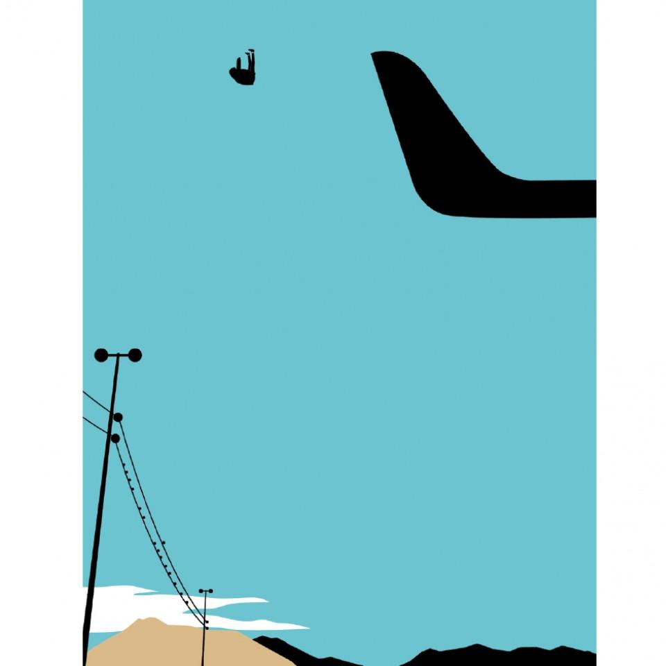 Arte de Grazi Fonseca, que ilustra a coluna de Maria Ribeiro, na Tpm de dezembro/janeiro