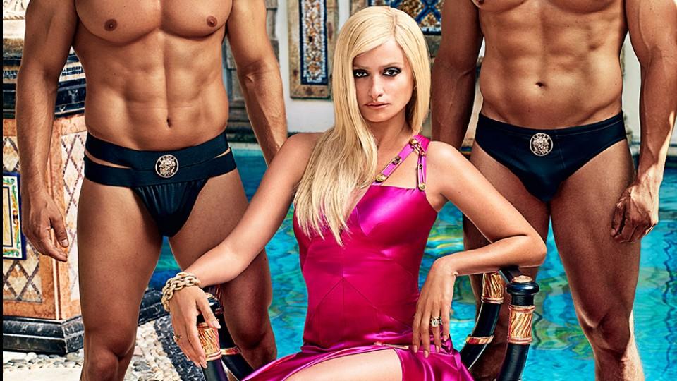 Penelope Cruz é Donatella Versace na segunda temporada de American Crime Story