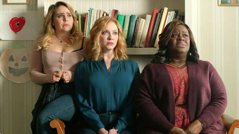 Três mulheres arriscando tudo pelo controle das rédeas de suas próprias vidas conduzem a série Good Girls