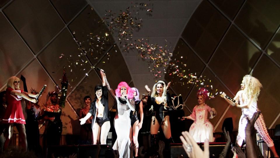 Festa Cover Girl tem 30% de seu público formado por mulheres