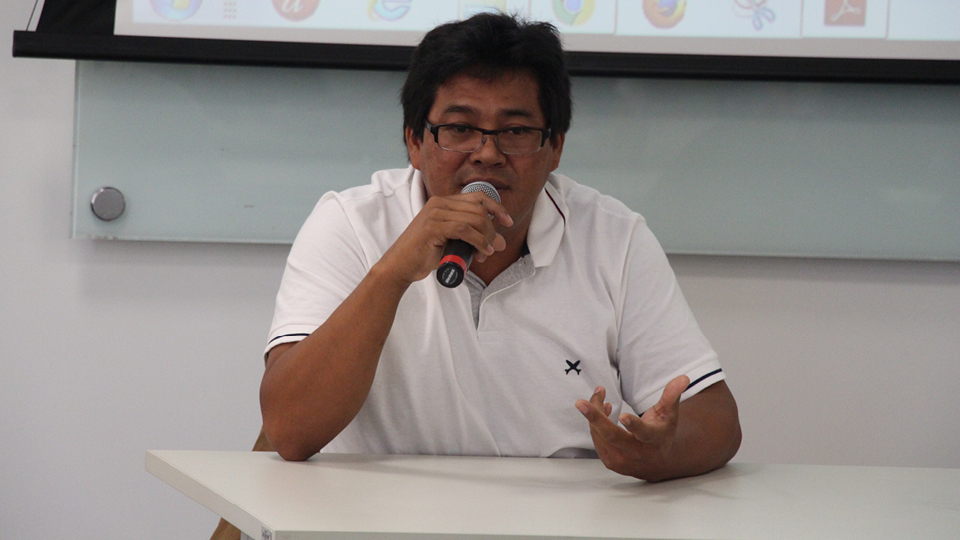 Cristino Wapichana