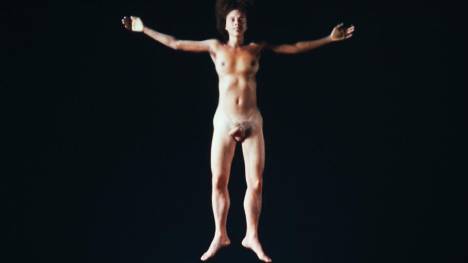 """Cross"" (2002), Carlos Nader"