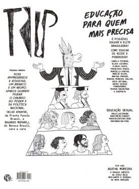 Capa da edição #272 da Trip