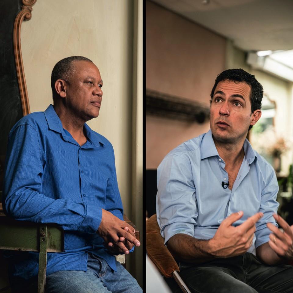 A Trip provocou o encontro inédito entre os dois empresários e ativistas políticos e o resultado foi algo em falta no cenário brasileiro: um debate maduro, sem extremos nem polarizações