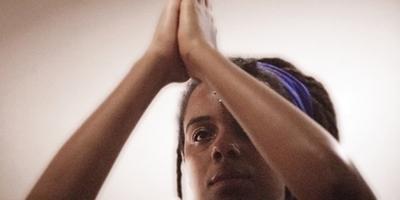A ioga que veio da África