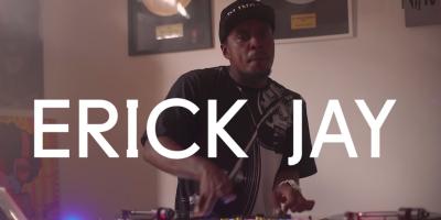 DJ Erick Jay: entre os melhores do mundo