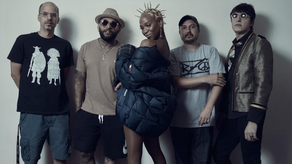 Rica Amabis, DJ Hadji, Karol Conka, Tejo Damasceno e Péricles Martins