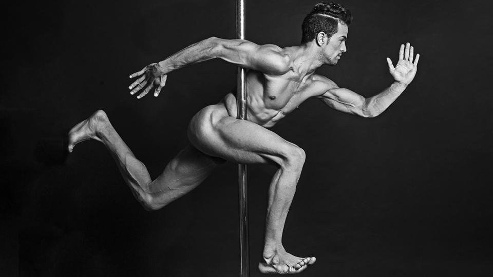 Guilherme Ambrósio coleciona prêmios nacionais nas vertentes artísticas e esportivas do pole dance