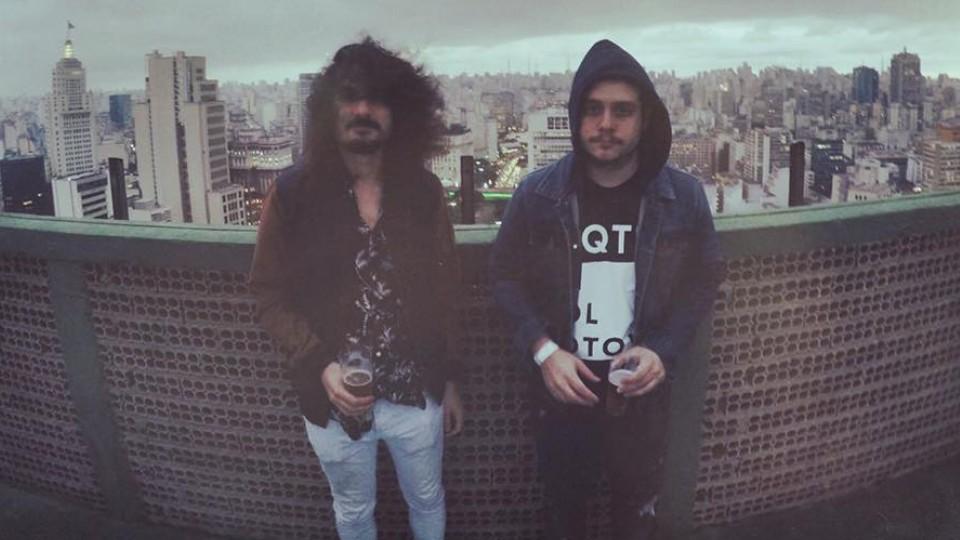 Rafael Farah e Fernando Dotta são os criadores da Balaclava Records