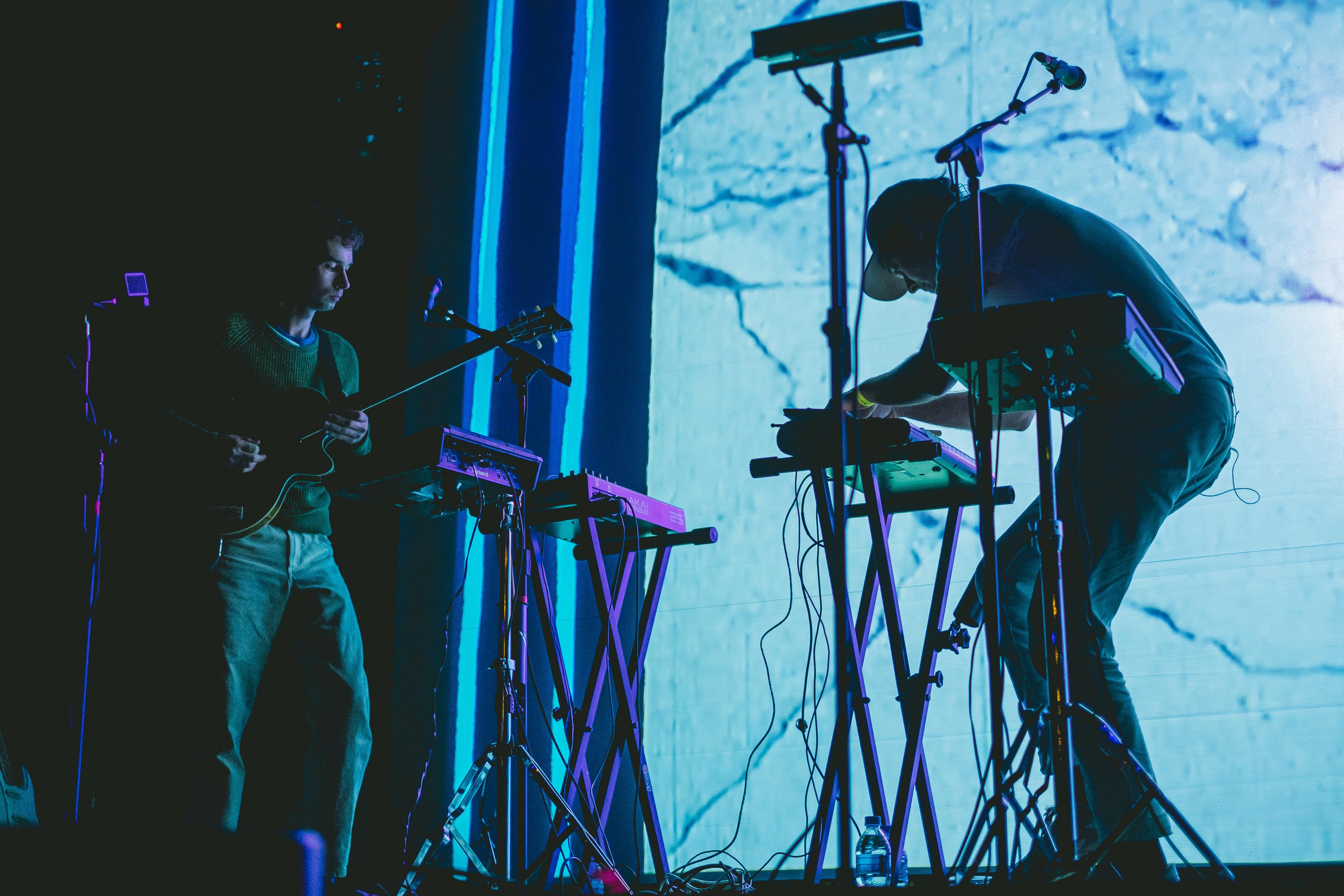 Washed Out, dos EUA, se apresentou no Balaclava Fest em 2017