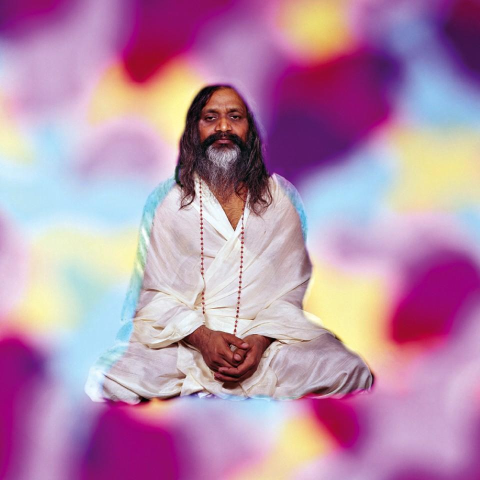 Maharishi Mahesh Yogi, guru indiano fundador da técnica de meditação transcendental