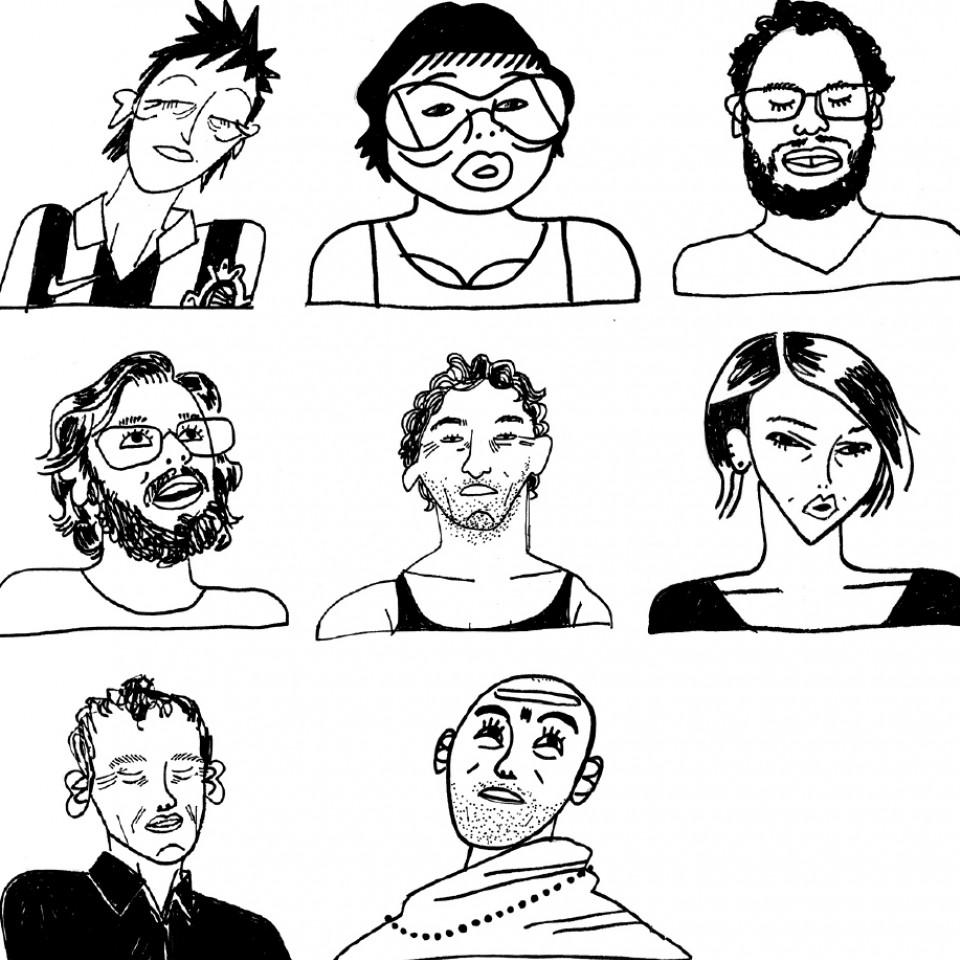 Todo mundo quer alterar a consciência: Milly Lacombe, Thaís Mayume, Henrique Vieira, Guilherme Nascimento, Rodrigo Resende, Mayara Medeiros, Nilton Bonder e Satyanatha