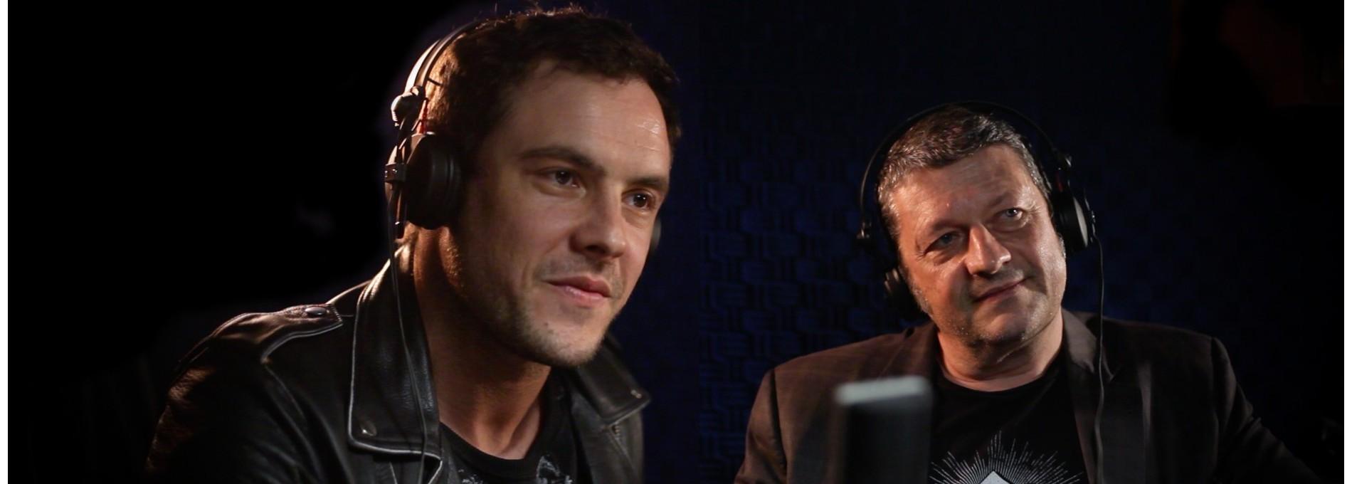 Sergio Guizé e Willy Biondani
